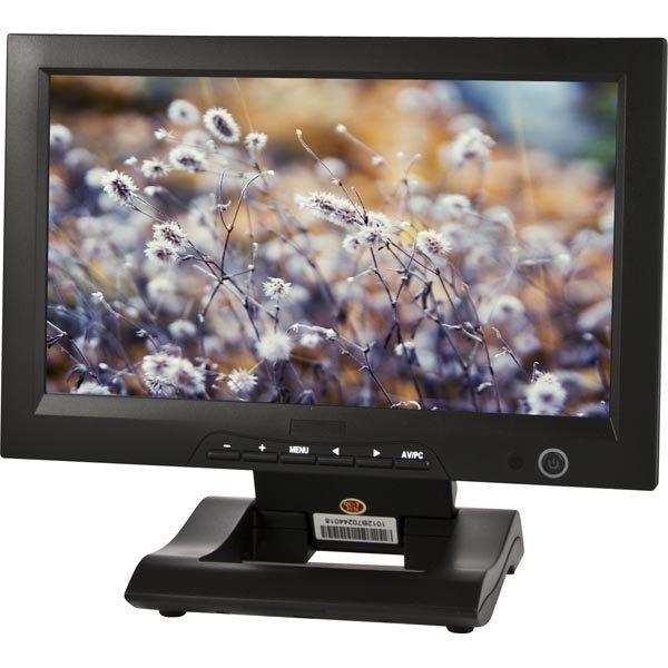 """10 1 TFT värinäyttö touch-näyttö VGA HDMI DVI musta"""""""