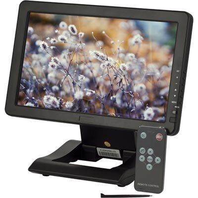 """10 1 TFT-värinäyttö touchscreen kynä ääni VGA HDMI DVI musta"""""""