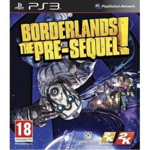 2k Games Borderlands: The Pre-sequel Ps3