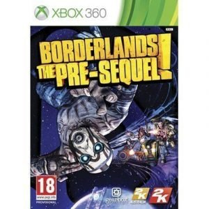 2k Games Borderlands: The Pre-sequel X360