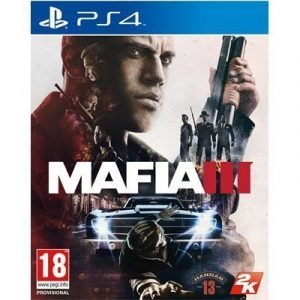 2k Games Mafia 3 Ps4