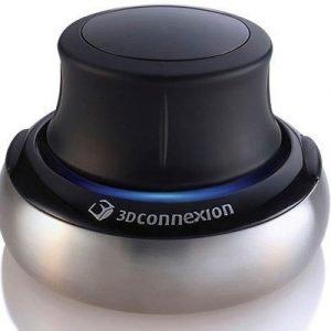 3dconnexion Spacenavigator Optinen 3d-liikkeenohjain