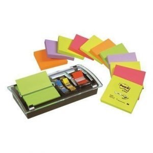 3m Post-it Notes Z-block+holder Plexi