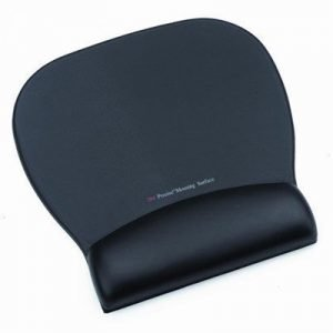 3m Precise Mousing Surface With Gel Wrist Rest Mw311le