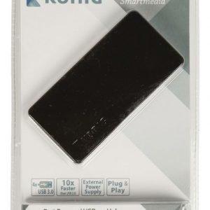 4-porttinen USB 3.0 -jakaja