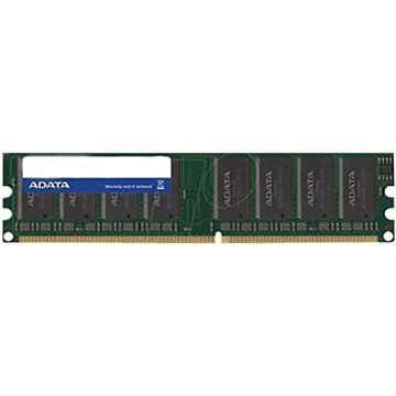 ADATA Value CL3 AD1U400A1G3-S DDR RAM 1 Gt