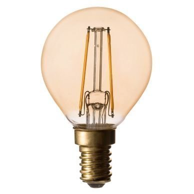 AIRAM Airam Antique LED pallolamppu E14 3W
