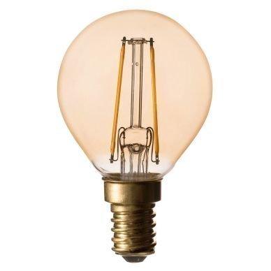 AIRAM Airam Antique LED pallolamppu E14 3W
