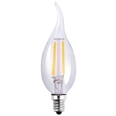 AIRAM Airam Filament LED kynttilälamppu ylin E14 4W