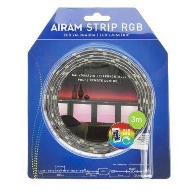 AIRAM LED Strip 3m RGB IP44 14