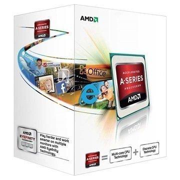 AMD A4-4000 AD4000OKHLBOX Dual Ydinprosessori