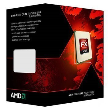 AMD FX-8320 FD8320FRHKBOX Octa Core Processor