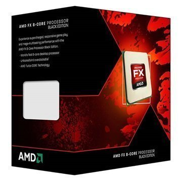 AMD FX-8350 FD8350FRHKBOX Octa Core Processor