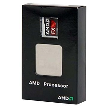 AMD FX-9370 FD9370FHHKWOF Octa Core Processor Black Edition