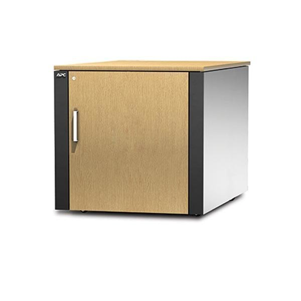 APC NetShelter CX Mini soundproofed Server Room in a box 12U