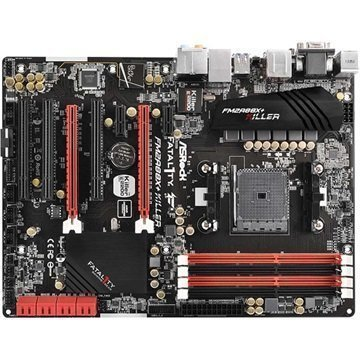 ASRock FM2A88X+ Killer AMD Socket FM2+ ATX Mainboard