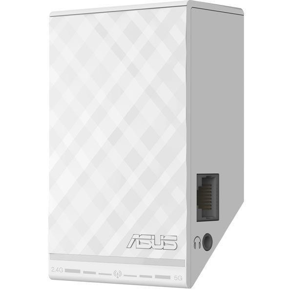 ASUS Dual band Wireless LAN wall-plug Repeater