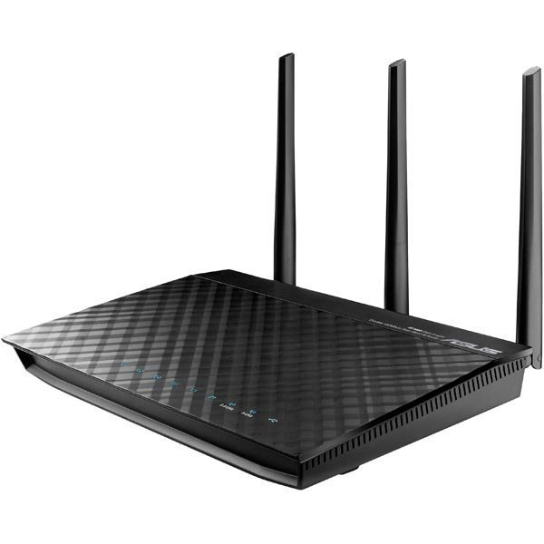 ASUS Dualband Wireless ADSL 2/2+ Modeemi N Reititin