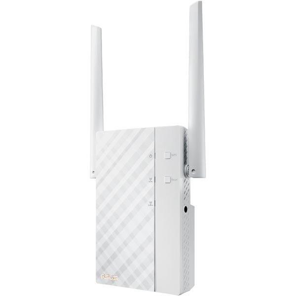 ASUS Repeater/AP 1200Mbps 2 4/5Ghz 802.11a/b/g/n/ac GBLAN vit