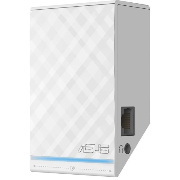 ASUS Single band Wireless LAN wall-plug Repeater