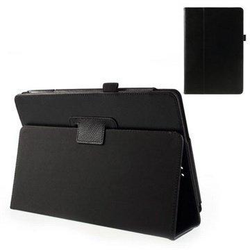 ASUS Transformer Book T100 Nahkakotelo Musta
