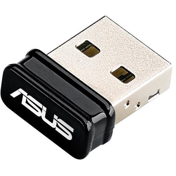 ASUS Wireless USB 2.0 card 802 11 150Mbps nano dongle