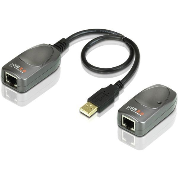 ATEN UCE260 USB 2.0 jatke Ethernetkaapelilla 60m 480Mb/s