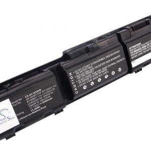 Acer Aspire 1820 akku 6600mAh / 73.26Wh mAh - Musta