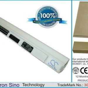 Acer Aspire One 531 Aspire One 751 akku 2200 mAh - Valkoinen