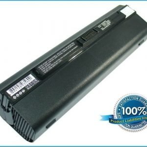Acer Aspire One 531 Aspire One 751 akku 8800 mAh musta