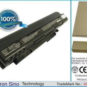 Acer Aspire One Aspire One A110 Aspire One A150 Aspire One AOD250 Aspire One 531H Aspire One 571 akku 4400 mAh - Musta