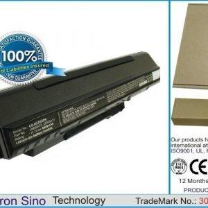 Acer Aspire One Aspire One A110 Aspire One A150 Aspire One AOD250 Aspire One 531H Aspire One 571 akku 6600 mAh - Musta