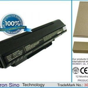 Acer Aspire One Aspire One A110 Aspire One A150 Aspire One AOD250 Aspire One 531H Aspire One 571 akku 7800 mAh - Musta