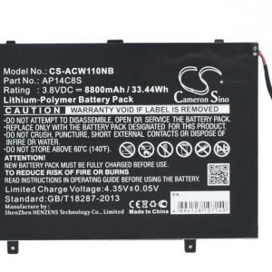 Acer Aspire Switch 11 Aspire Switch 11 Pro SW5-111 akku 8800 mAh