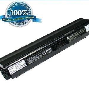 Acer Aspire Timeline 1810T AS1810 ja AS1410 akku 6600 mAh sininen