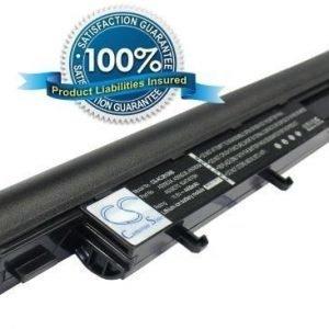 Acer Aspire Timeline 3810T ja 4810T akku 4400 mAh musta