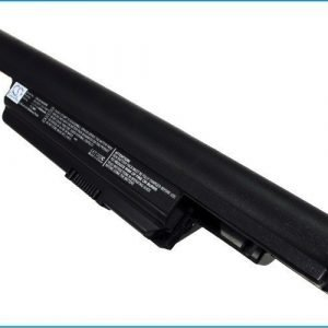 Acer Aspire Timeline 3820T ja 4820T akku 6600 mAh musta