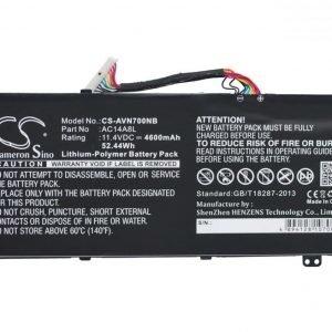 Acer Aspire V15 Nitro Aspire VN7 Aspire VN7-571 akku 4600 mAh