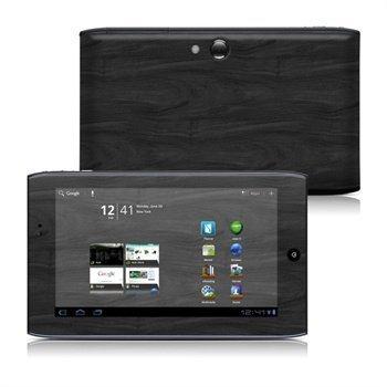 Acer Iconia Tab A100 Black Woodgrain Skin