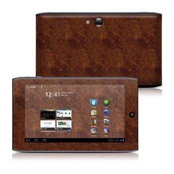Acer Iconia Tab A100 Dark Burlwood Skin