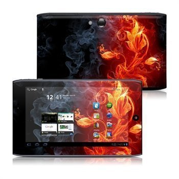 Acer Iconia Tab A100 Flower Of Fire Skin
