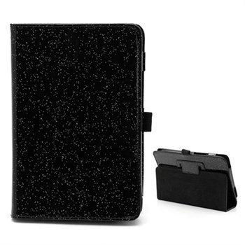 Acer Iconia Tab A110 Folio Nahkakotelo Musta