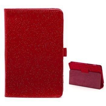 Acer Iconia Tab A110 Folio Nahkakotelo Punainen