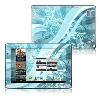 Acer Iconia Tab A500 Flores Agua Skin