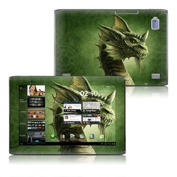 Acer Iconia Tab A500 Green Dragon Skin