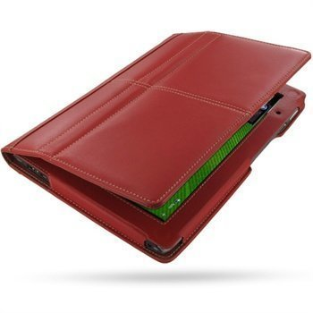 Acer Iconia Tab A500 PDair Leather Case 3RACTABX1 Punainen