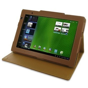 Acer Iconia Tab A500 PDair Leather Case 3TACTABX2 Ruskea