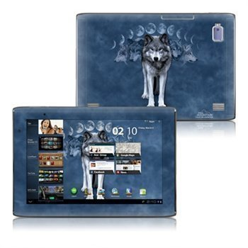 Acer Iconia Tab A500 Wolf Cycle Skin