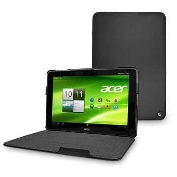 Acer Iconia Tab A700 Noreve Tradition Leather Case Black