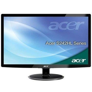 Acer S242HL LED Näyttö 24